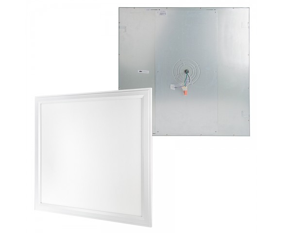 LED Panel Light - 2x2 - 4,400 Lumens - 40W Dimmable Even-Glow® Light Fixture - Flush Mount