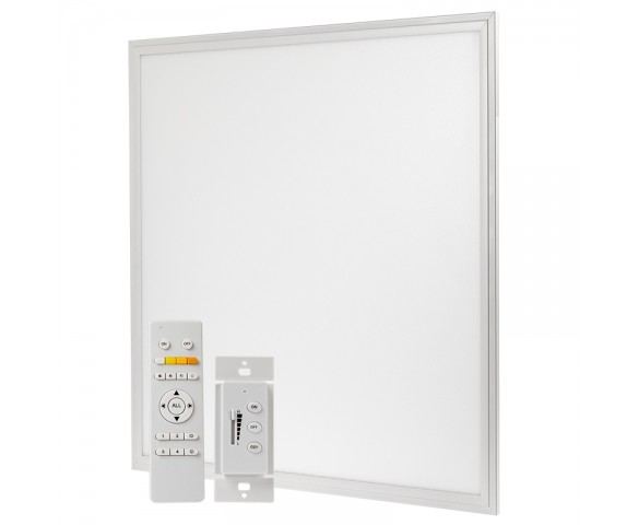 Tunable White LED Panel Light - 2x2 - 4,300 Lumens - 40W Dimmable Light Fixture