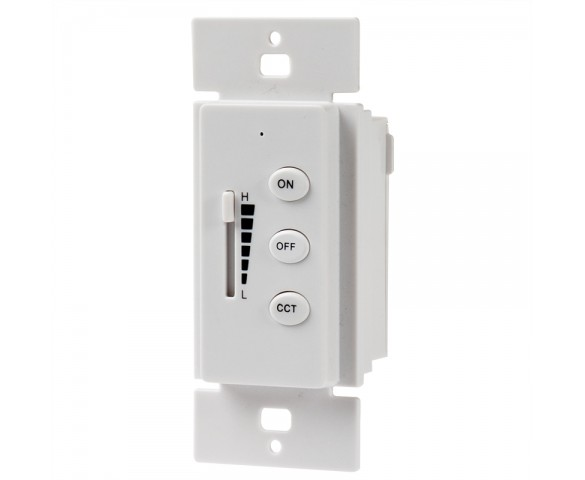 Wall Switch for Tunable White LED Panel Lights