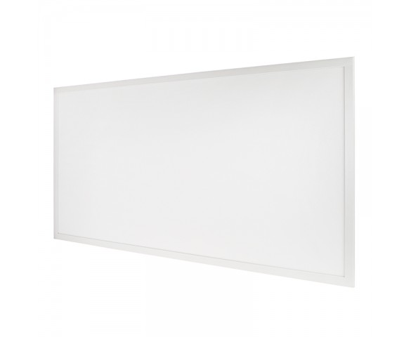 LED Panel Light - 2x4 - 5000 Lumens - 50W Dimmable Even-Glow® Light Fixture - Drop Ceiling Recessed Mount