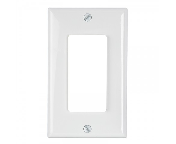 Dimmer Wall Plate for Standard Wall Switch Box