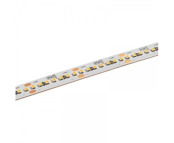 5m White LED Strip Light - Lux™ Series LED Tape Light - High CRI - 24V - IP20