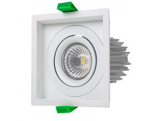 Modular Downlight Trim Options for RLFM series LED Recessed Light Engines