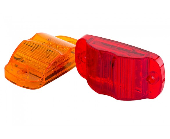 MCPC series LED Marker Lamp: Available In Red & Amber