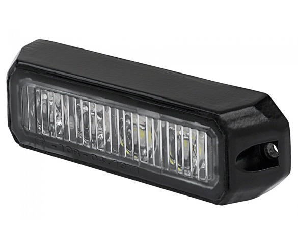 12 Watt Vehicle Mini Strobe Two-Color Light Head