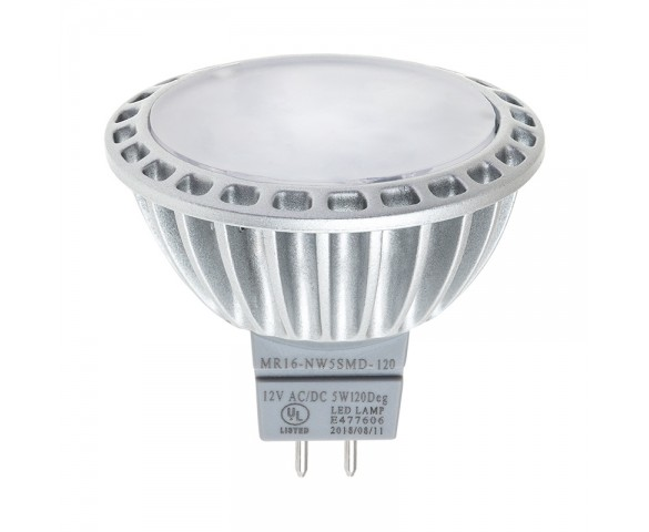 Mr16 Led Landscape Light Bulb 120 Degree 35w Equivalent Super Bright Leds