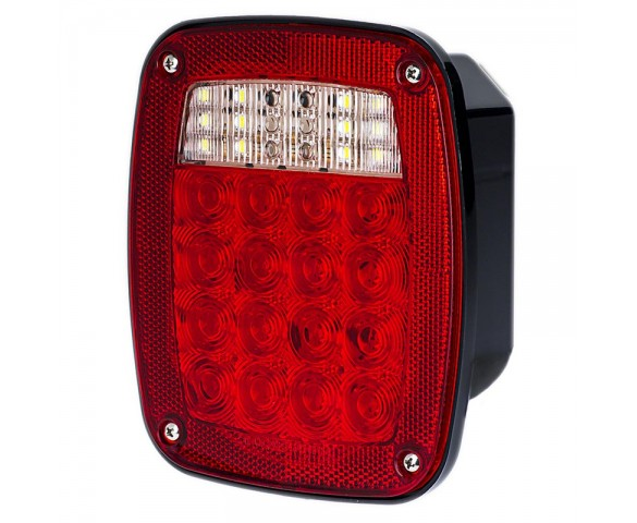 Multi-Function LED Box Tail Lamp
