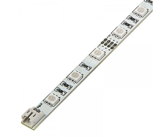 RLBN-RGB series Narrow Rigid Light Bar w/ High Power 3-Chip RGB LEDs