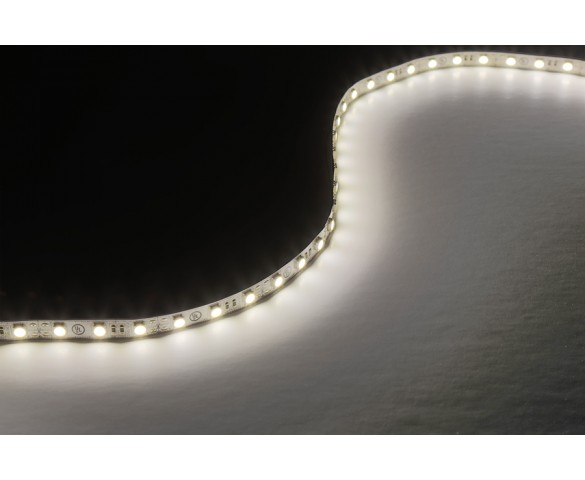 LED Strip Lights - LED Tape Light with 18 SMDs/ft. and LC2 Connector - 3 Chip SMD LED 5050: On Showing Color