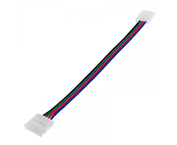 NFLS10-4CSH 2 Contact 10mm Flexible Light Strip Interconnect