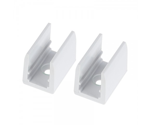 (2) Bottom Mounting Brackets for Side Bend LED Neon Strip Light