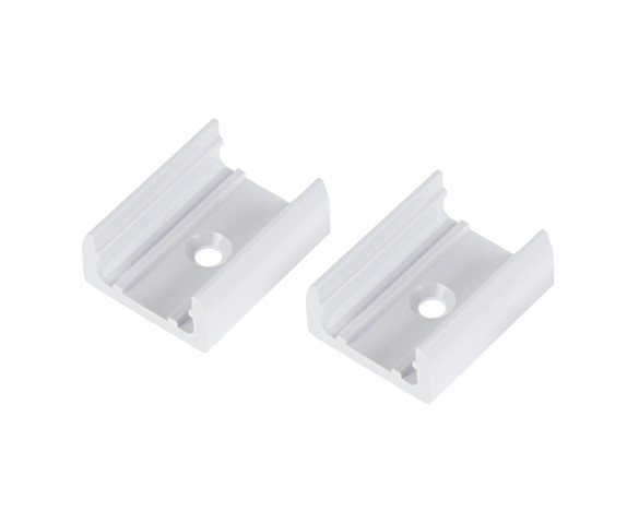 (2) Bottom Mounting Brackets for Top Bend LED Neon Strip Light