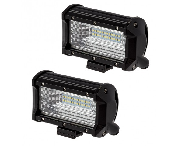 "5"" Off-Road LED Light Bar - 36W - 1,400 Lumens"