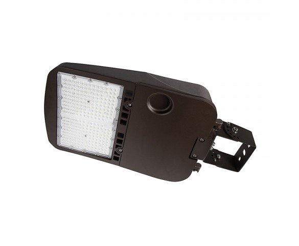200W LED Parking Lot/Shoebox Area Light - 26,900 Lumens - 750W MH Equivalent - 5000K - Trunnion Wall/Surface Mount