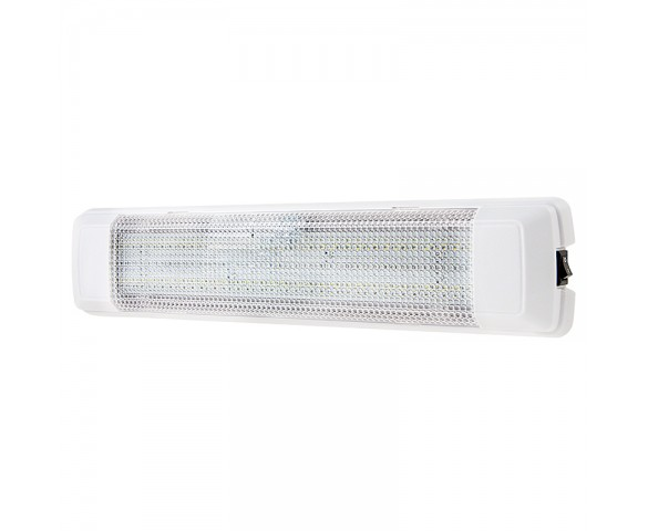 Rectangle Dome Light LED Fixture with Switch