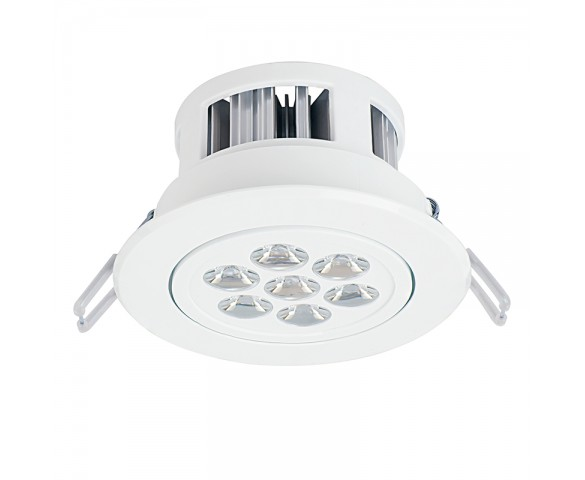 LED Recessed Light Fixture - Aimable - 16 Watt Equivalent - 680 Lumens