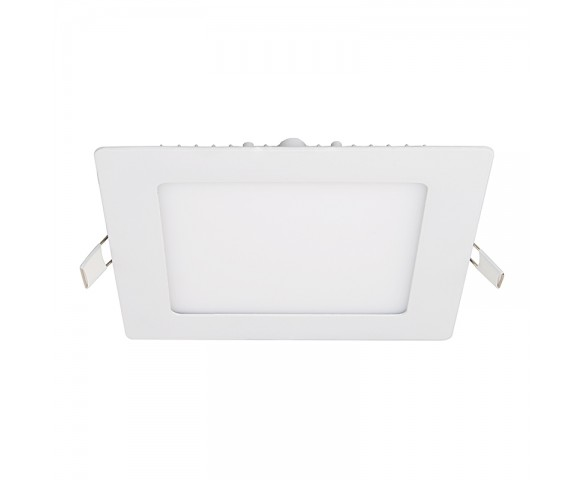 "6"" Square LED Panel Light - 45 Watt Equivalent - 575 Lumens"