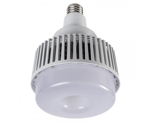 80W LED Retrofit Bulb for HID Lamps - 9,600 Lumens - 400W Equivalent Metal Halide - E39 Mogul Base - Ballast Bypass - 5000K/4000K