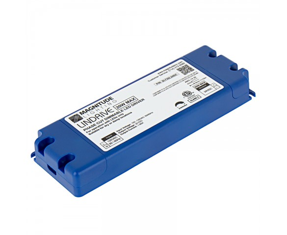 Magnitude Dimmable LED Driver - Constant Voltage - 20-40W - 24 Volt