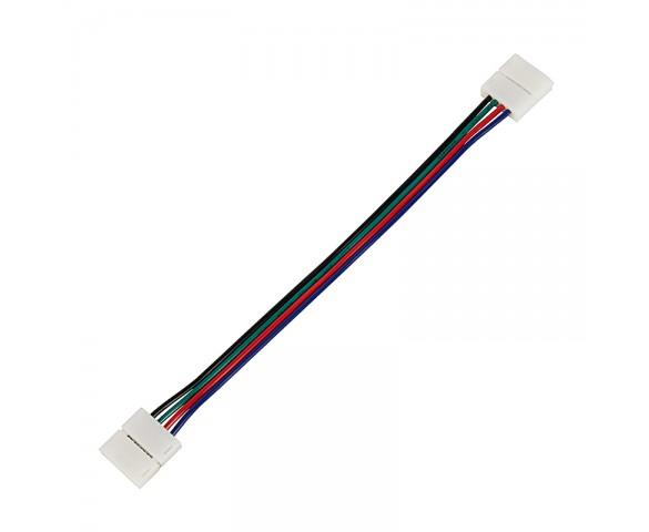 "6"" Interconnect Jumper for 10mm RGB LED Strip Lights"