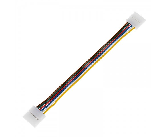 "6"" Interconnect Jumper Cable for RGB+W LED Strip Lighting"