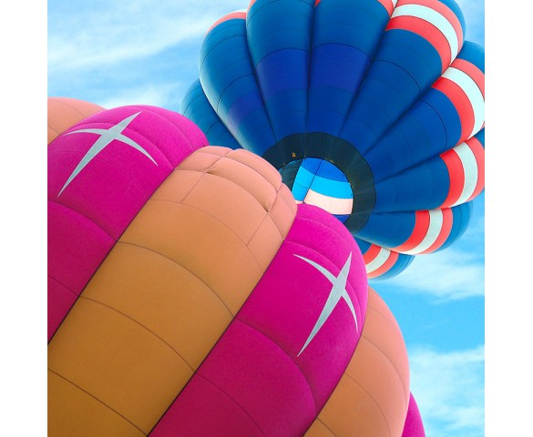 Skylens® Fluorescent Light Diffuser - Balloon 1 Decorative Light Cover - 2' x 2'