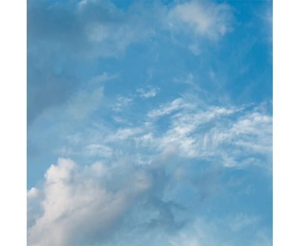 Skylens™ Fluorescent Light Diffuser - Summer Sky Decorative Light Cover - 2' x 2'