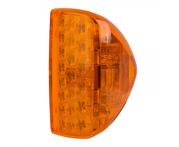 Triangle LED Turn Signal Light for Peterbilt 379 Trucks