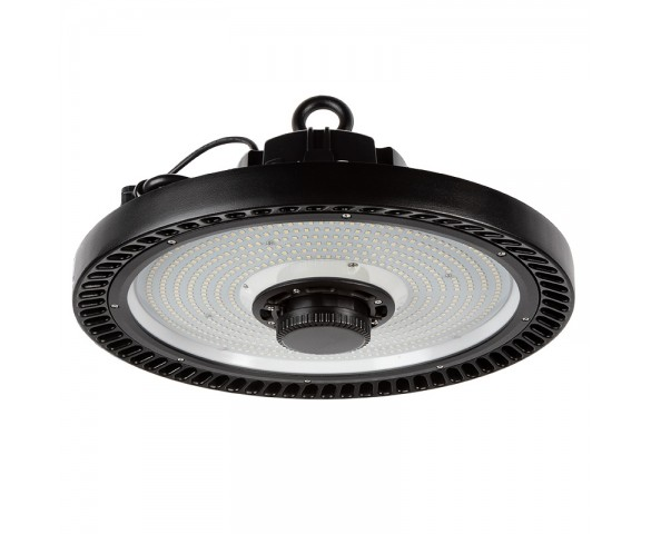 150W UFO LED High Bay Light - Programmable Microwave Motion Sensor - 21,700 Lumens - 400W Metal Halide Equivalent - 5000K
