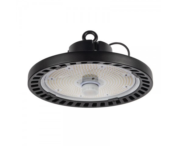 200W UFO LED High Bay Light - Programmable Motion Sensor - 30000 Lumens - 750W MH Equivalent - 5000K