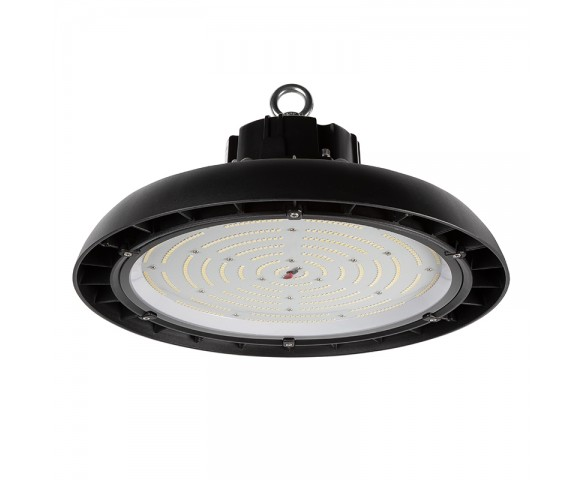 240W Black UFO LED High Bay Light - 1000W Equivalent - 32000 Lumens - 5000K