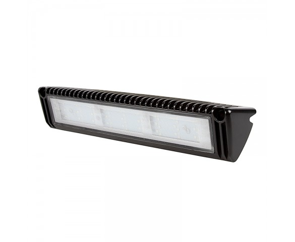 "13"" RV LED Flood Light - Exterior Awning Light - 1800 Lumen"