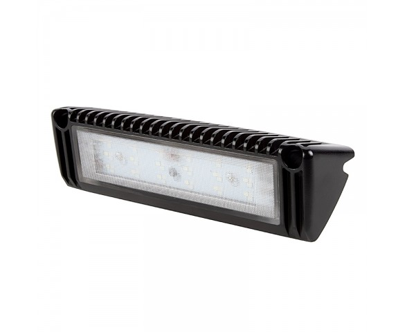 "9"" RV LED Flood Light - Exterior Awning Light - 1300 Lumen"