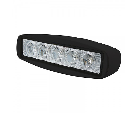 "LED Work Light - 6"" Rectangle - 15W"