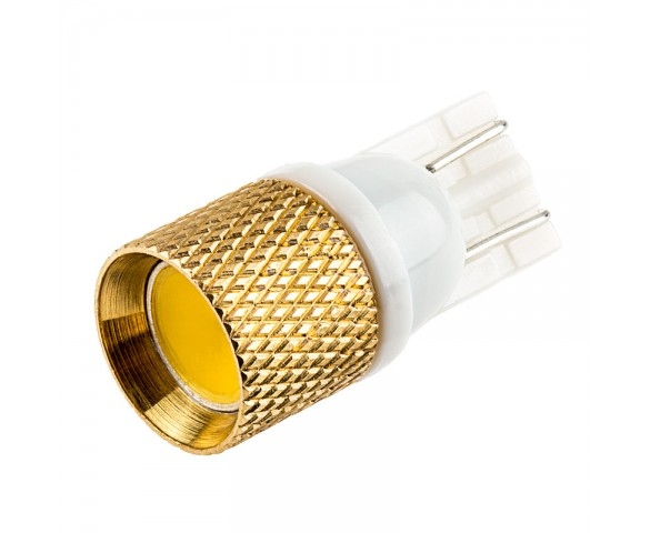 194 LED Bulb - 1 Strobing COB LED - Miniature Wedge Retrofit