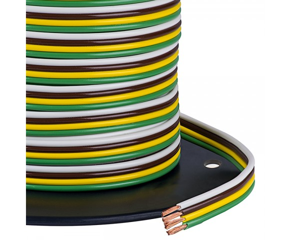 16 Gauge Wire - Four Conductor Power Wire