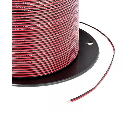 24 Gauge Wire - Two Conductor Power Wire