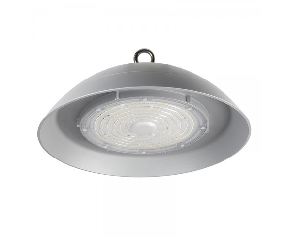 100W LED High-Bay Light for Food Processing - IP69K - 13,000 Lumens - 400W Metal Halide Equivalent - 5000K