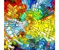 Skylens® Fluorescent Light Diffuser - Prism Pieces Decorative Light Cover - 2' x 2'