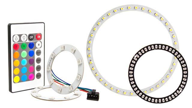 LED Halo Rings