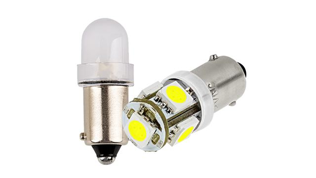 BA9s & BA7s LED Bulbs