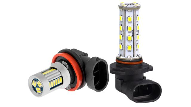 RV LED Daytime Running Light Bulbs