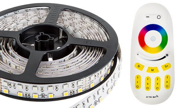 Color Changing Flexible LED Strip Lights