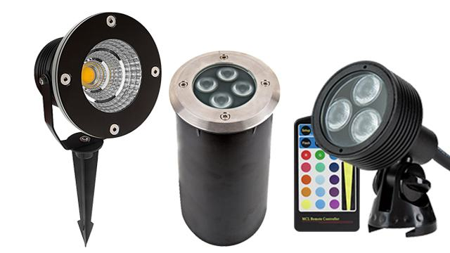 G-LUX Plug & Play Landscape Lights