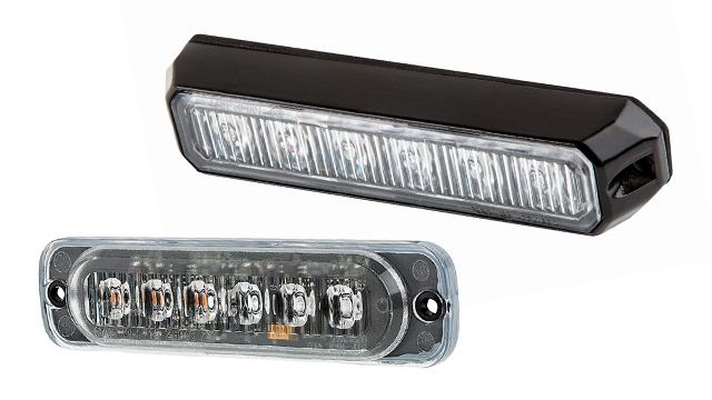 Grille and Surface Mount Strobe Lights