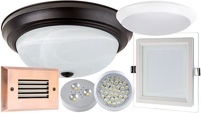 LED Recessed Lights, Puck Lights, & Step Lights *[INACTIVE]*