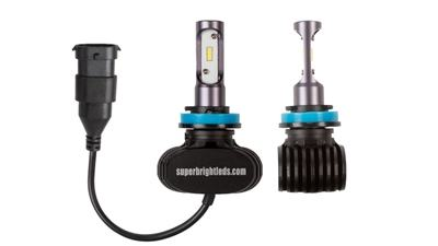 LED Headlight & Fog Light Bulbs