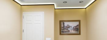 Molding Accent Lighting