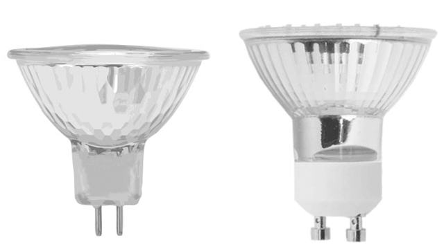 MR16 Bulbs - MR11 Bulbs