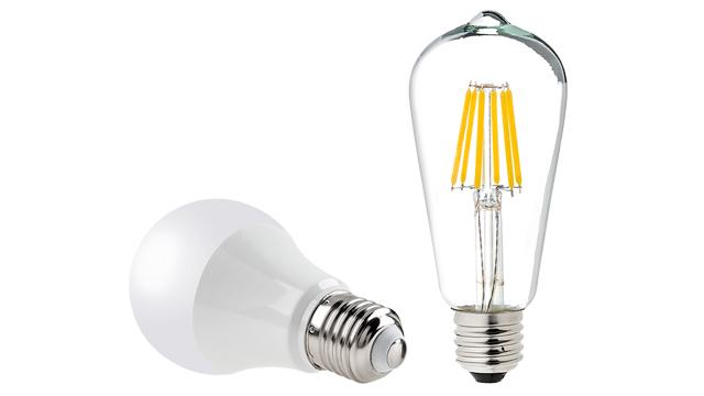 Off-Grid LED Bulbs (12-24V)